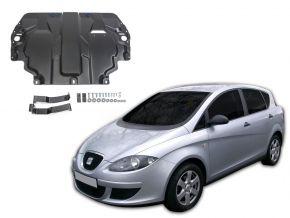 Protections moteur et boîte de vitesses Seat Toledo III 1,6; 2,0TDI 2004-2009