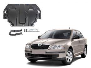 Protections moteur et boîte de vitesses Skoda  Octavia А5 s'adapte à tous les moteurs 2008-2013