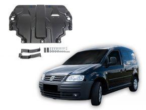 Protections moteur et boîte de vitesses Volkswagen  Caddy III s'adapte à tous les moteurs (w/o heating system) 2006-2015