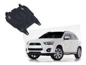 Protections moteur et boîte de vitesses Mitsubishi ASX 1,6; 1,8; 2,0 2010-2018