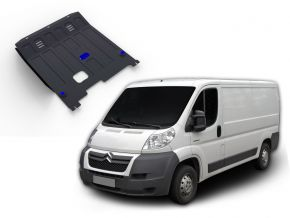 Protections moteur et boîte de vitesses Citroen Jumper s'adapte à tous les moteurs 2007