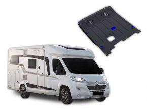 Protections moteur et boîte de vitesses Citroen Jumper Caravan s'adapte à tous les moteurs 2014