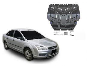 Protections moteur et boîte de vitesses Ford  Focus II s'adapte à tous les moteurs 2005-2011