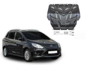 Protections moteur et boîte de vitesses Ford  Grand С-Max s'adapte à tous les moteurs 2010