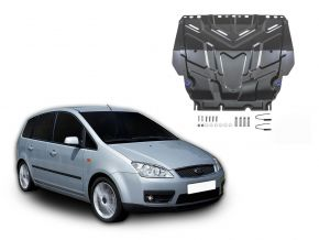 Protections moteur et boîte de vitesses Ford  С-Max s'adapte à tous les moteurs 2003-2010