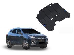 Protections moteur et boîte de vitesses Hyundai  ix35 s'adapte à tous les moteurs 2010-2015