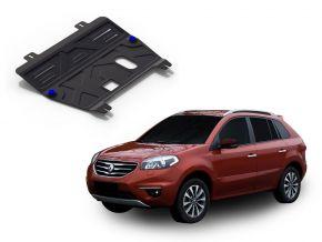 Protections moteur et boîte de vitesses Renault Koleos 2,0; 2,5 2007-2013