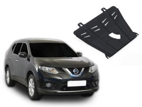 Protections moteur et boîte de vitesses Nissan X-Trail T32 2,0; 2,5 2015