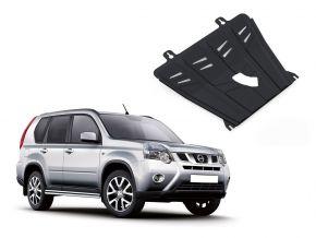 Protections moteur et boîte de vitesses Nissan X-Trail T32 2,0; 2,5 2013-2015