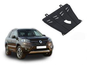 Protections moteur et boîte de vitesses Renault Koleos 2,0; 2,5 2014-2017
