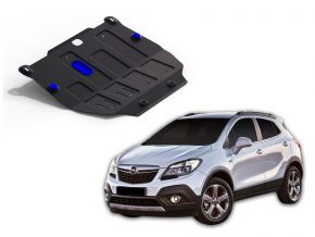 Protections moteur et boîte de vitesses Opel Mokka 1,4; 1,8 2012-2016