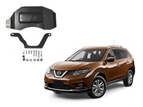 Couvert de différentiel en acier Nissan X-Trail 4WD 2,0; 4WD 2,5 (uniquement pour le moteur spécifié!), 2015-