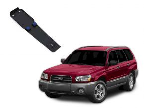 Couvert de différentiel en acier Subaru Forester 2,0, 2003-2008
