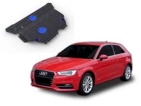 Protections moteur et boîte de vitesses Audi A3 FWD/4WD 1,2TSI; FWD/4WD 1,4TFSI; FWD/4WD 1,8TFSI; FWD/4WD 1,8TSI 2012-