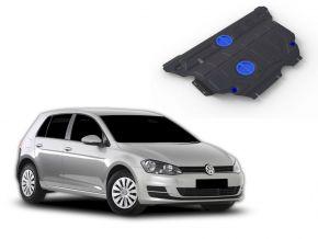 Protections moteur et boîte de vitesses Volkswagen Golf VII 1,2TFSI; 1,4TFSI (122hp) 2013-