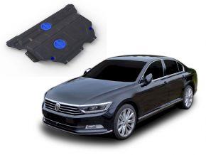Protections moteur et boîte de vitesses Volkswagen Passat (B8) FWD 1,4TSI; FWD 1,8TSI 2015-
