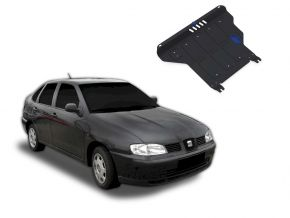 Protections moteur et boîte de vitesses Seat Cordoba I MT 1,4; 1,6; 1,8 1993-2000
