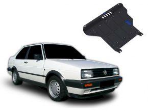 Protections moteur et boîte de vitesses Volkswagen Jetta MT 1,6; 1,8 1984-1992