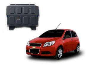 Protections moteur et boîte de vitesses Chevrolet Aveo 1,2; 1,4 2008-2012