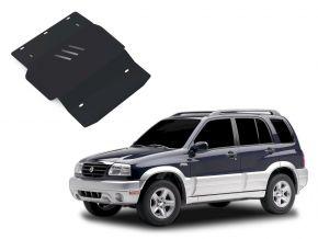Protections moteur et boîte de vitesses Suzuki Grand Vitara s'adapte à tous les moteurs 1998-2005