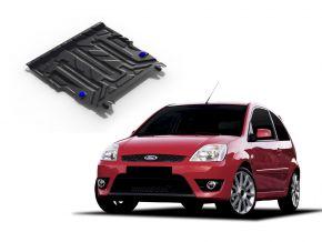 Protections moteur et boîte de vitesses Ford Fiesta 1,3; 1,4; 1,6 2002-2008