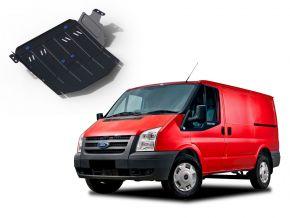 Protections moteur et boîte de vitesses Ford Transit  RWD 2,2TD; RWD 2,4TD only! 2007-2015