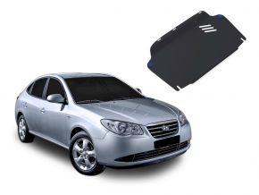 Protections moteur et boîte de vitesses Hyundai Elantra 1,6; 2,0 2007-2011