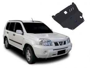 Protections moteur et boîte de vitesses Nissan X-Trail s'adapte à tous les moteurs 2001-2007
