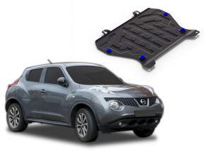 Protections moteur et boîte de vitesses Nissan Juke 1.6 2011-2016; 2017-