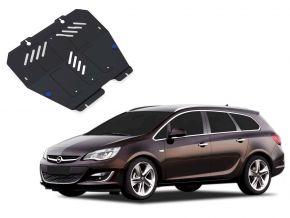 Protections moteur et boîte de vitesses Opel Astra Family 1,4; 1,6; 1,8 2012-