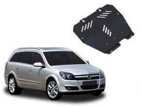 Protections moteur et boîte de vitesses Opel Astra 1,4; 1,6; 1,8 2004-2009