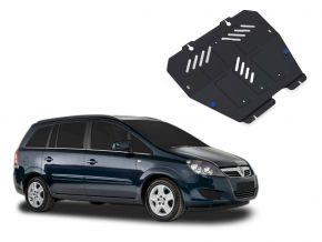 Protections moteur et boîte de vitesses Opel Zafira 1,6; 1,8; 2,0; 2,2 2006-2011