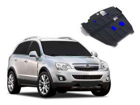 Protections moteur et boîte de vitesses Opel Antara 2,2D; 2,4i; 3,0i 2012-2015