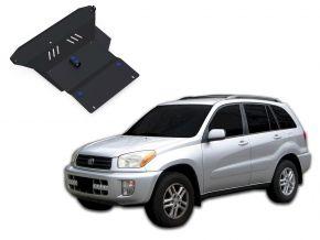 Protections moteur et boîte de vitesses Toyota RAV4 1,8; 2,0 2000-2006