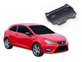 Protections moteur et boîte de vitesses Seat Ibiza s'adapte à tous les moteurs 2008-2014