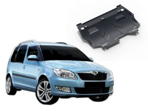 Protections moteur et boîte de vitesses Skoda Rооmster s'adapte à tous les moteurs 2006-2015