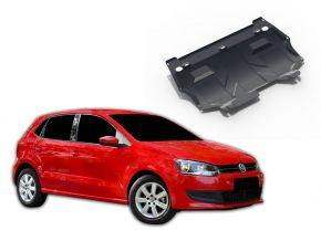Protections moteur et boîte de vitesses Volkswagen Polo 1,2; 1,4; 1,6 2005-2010, 2010-2014