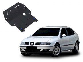 Protections moteur et boîte de vitesses Seat Leon s'adapte à tous les moteurs 1998-2005