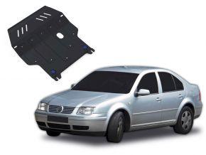 Protections moteur et boîte de vitesses Volkswagen Bora s'adapte à tous les moteurs 1998-2005