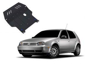 Protections moteur et boîte de vitesses Volkswagen Golf IV s'adapte à tous les moteurs 1998-2005
