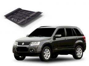 Couvert de boîte de vitesses en acier pour SUZUKI GRAND VITARA s'adapte à tous les moteurs 2005-2012; 2012-