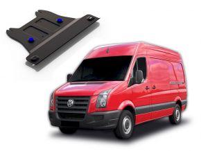 Couvert de boîte de vitesses en acier pour VOLKSWAGEN CRAFTER s'adapte à tous les moteurs 2006-2011