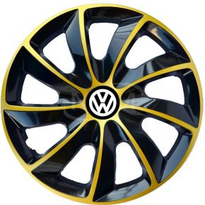 "Enjoliveurs pour VOLKSWAGEN 15"", STIG EXTRA or  4pcs"