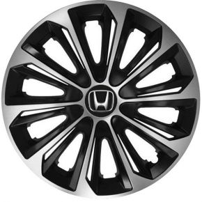 "Enjoliveurs pour HONDA 16"", STRONG DUOCOLOR 4 pcs"