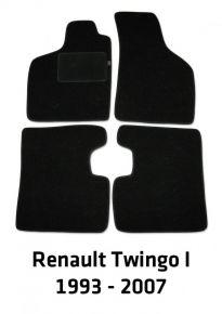 Tapis de voiture pour Renault Twingo I, 1993-2007