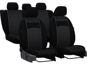 Housse de siège de voiture sur mesure Vip FIAT 500L (2012-2020)