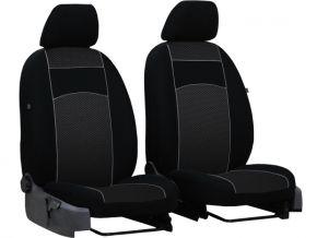 Housse de siège de voiture sur mesure Vip MITSUBISHI L 200 IV 1+1 (2006-2015)