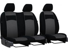 Housse de siège de voiture sur mesure Vip FIAT TALENTO 2+1 (2014-2019)
