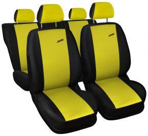 Housse de siège universelle XR jaune