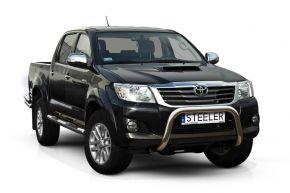 Cadres avant Steeler pour Toyota Hilux 2005-2011-2015 Modèle U